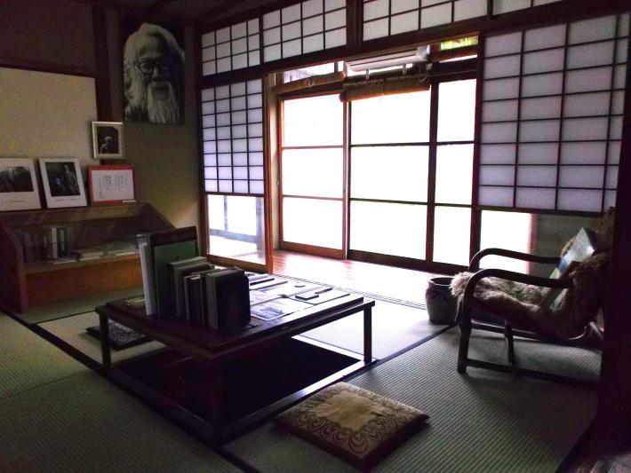 芦屋市/富田砕花旧居(とみたさ...